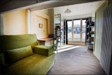 Study/bedroom to terrace