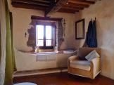 Bathroom with terrazzo bath